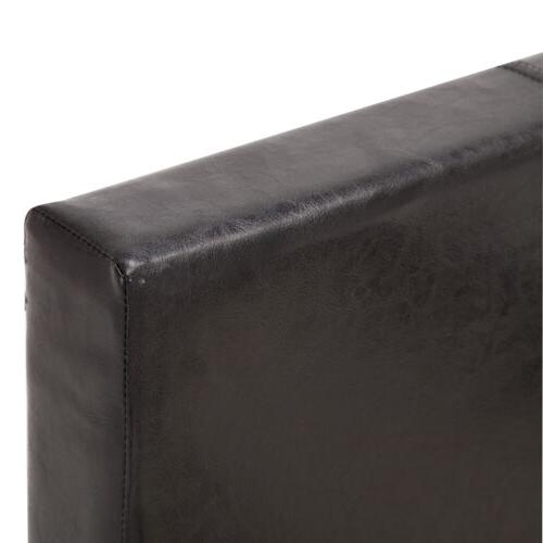 Full Size Frame Wood w/Headboard Platform Furniture