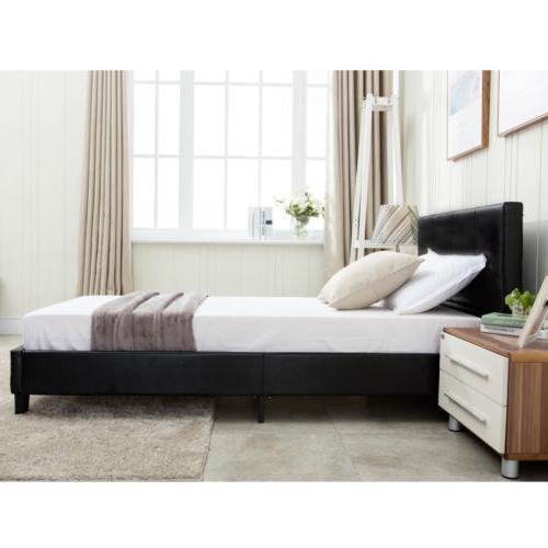 Full Frame Slats Platform Bedroom