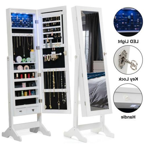 LED Armoire Stand Wall