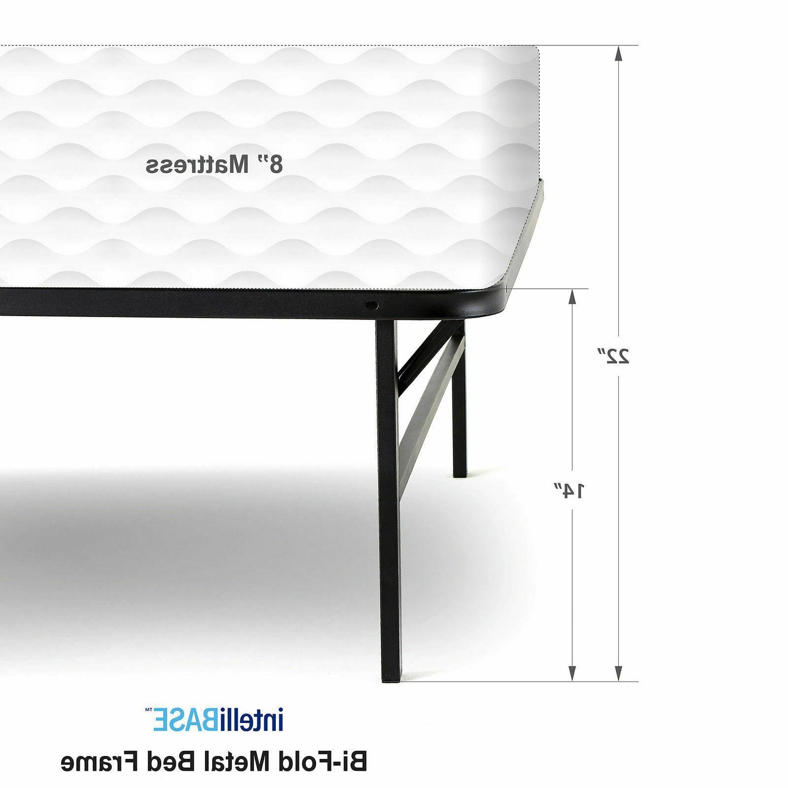 intelliBASE Up Platform Metal Bed