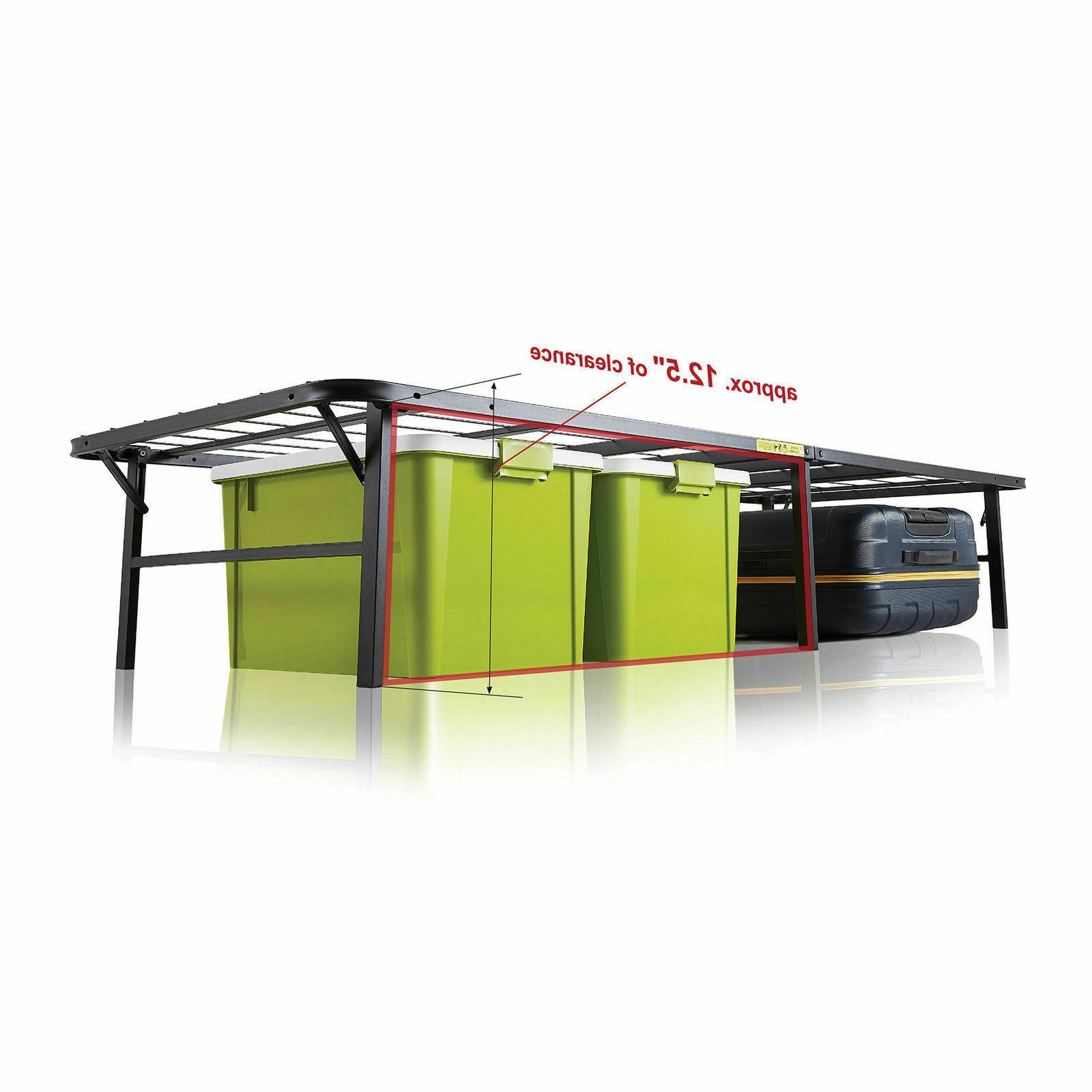 intelliBASE Up Bi-Fold Platform Bed