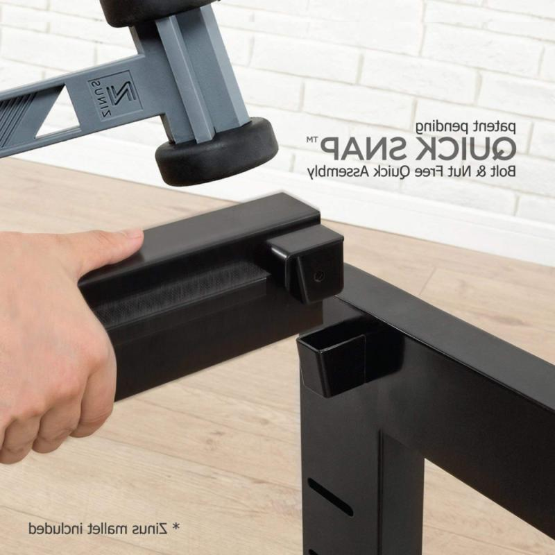 Zinus TM Bed Frame Mattress Foundation W