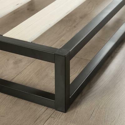Low Frame Joseph Modern 6 Inch Platforma, Queen   metal zinus