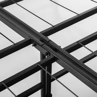 Steel Platform BED Metal Foldable High