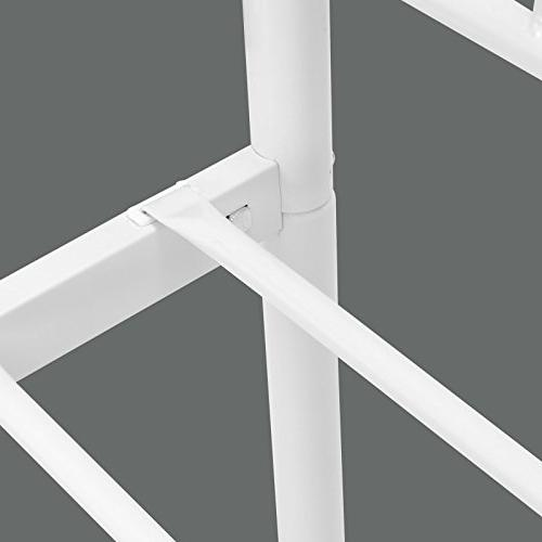Kingpex Twin / Platform Headboard Footboard / Bed Mattress Foundation / / 6 for Bedroom