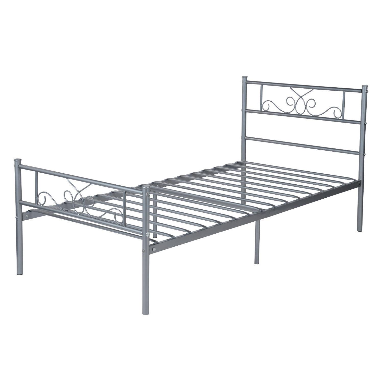 Platform Twin Full Size Bed
