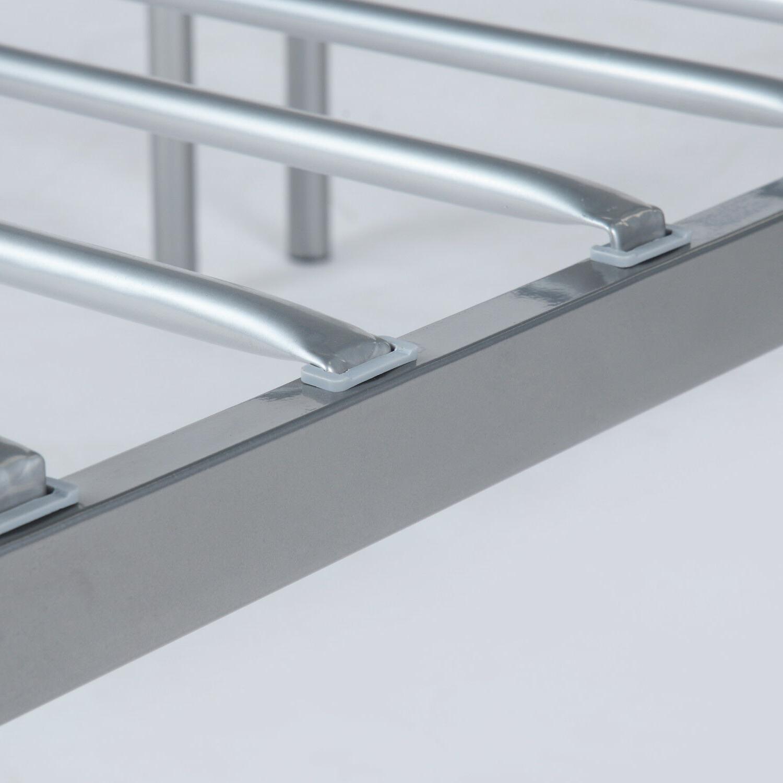 Platform Twin Size Bed Mattress Foundation