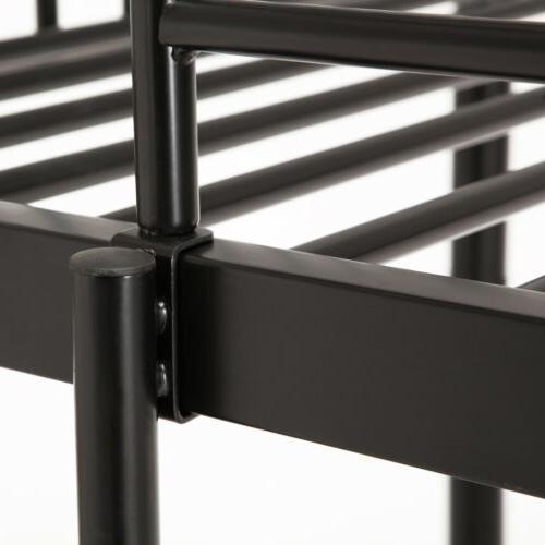 Twin Twin Metal Bunk Bed Kids or 2 Frames