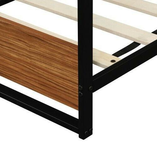 Metal +Wood Platform Slat Support