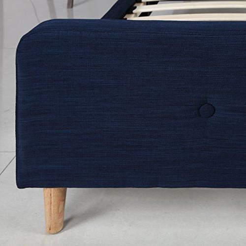 Divano Century Low Profile Bed Frame