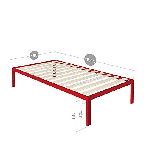 Zinus Inch Bed / Foundation needed / Support Award