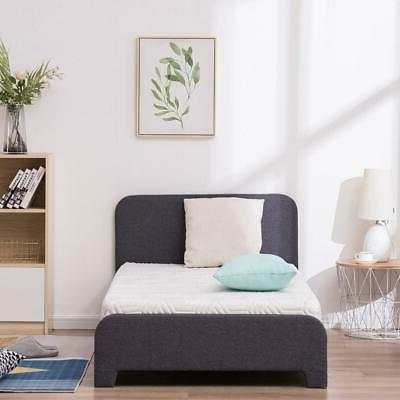 New 3 Size Bed Upholstered Linen with Slats