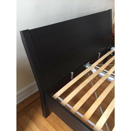 IKEA Nordli Queen Bed Frame