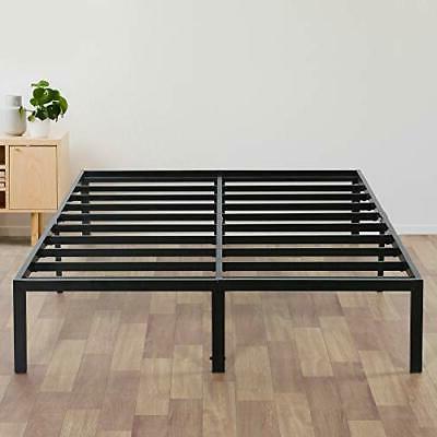Olee Sleep 14 Inch Heavy Duty Steel Slat/ Anti-slip Support/