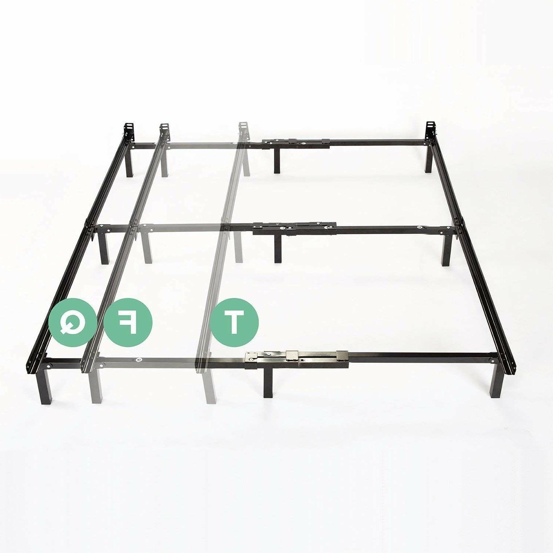 Platform Bed Frame Size Foundation Base