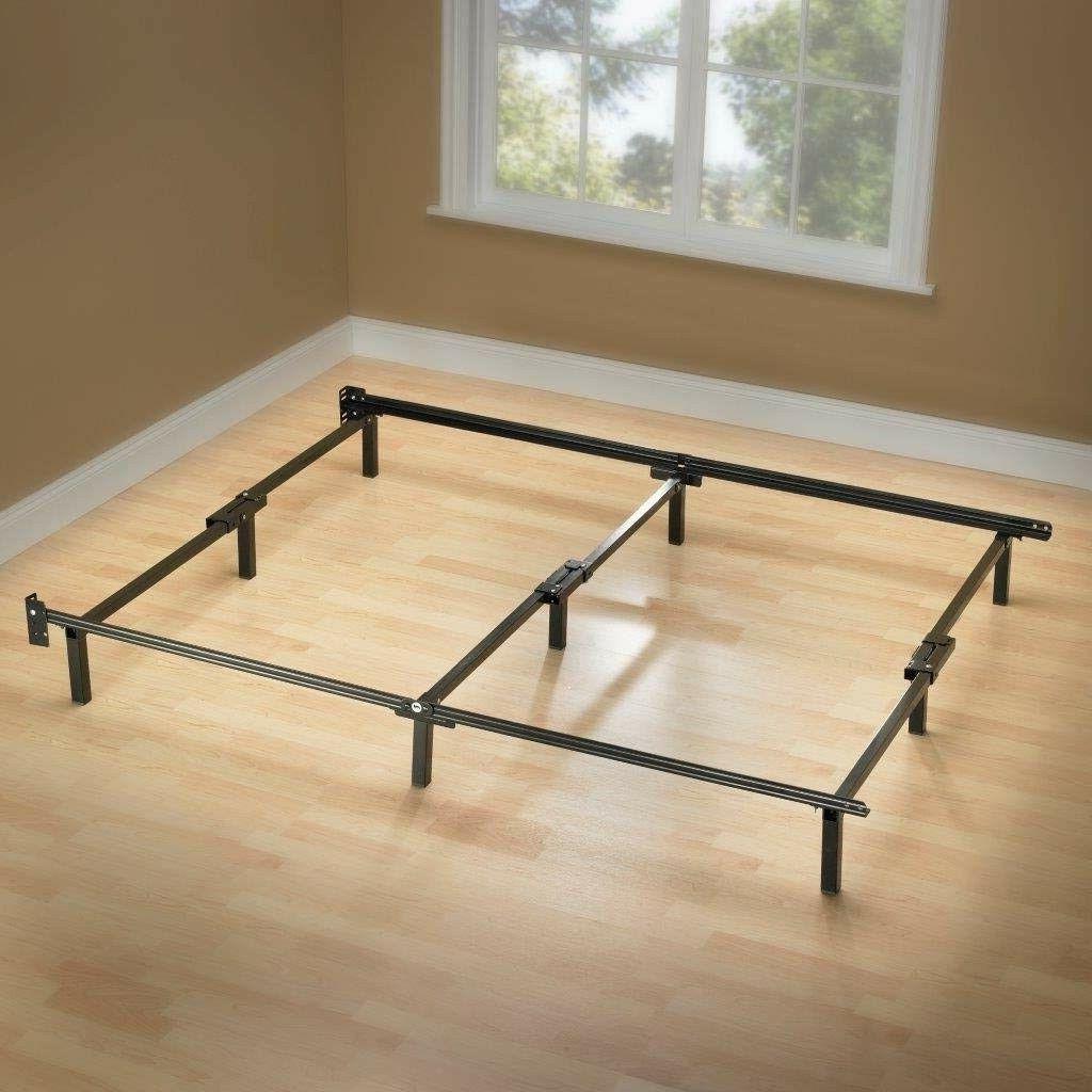 platform bed frame full size mattress foundation