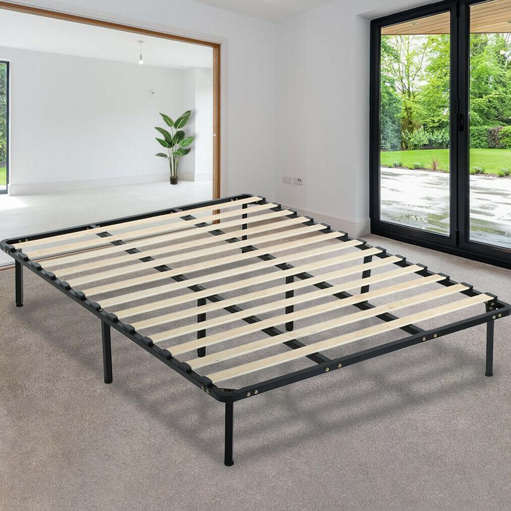 Platform Bed Foundation Bed Wood