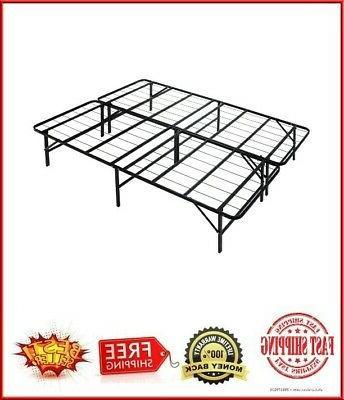 platform bed frame smart base mattress foundation