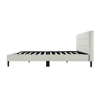 Platform Frame Headboard King Size Beds