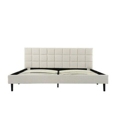Platform Headboard King Beds