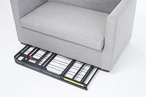 AmazonBasics Bed - Foldable, No Tools King