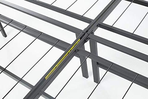 AmazonBasics Platform Frame - Foldable, No Required King