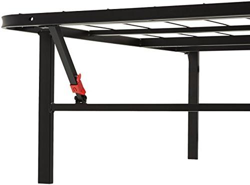 AmazonBasics Platform Frame - Foldable, Under-Bed No Tools King