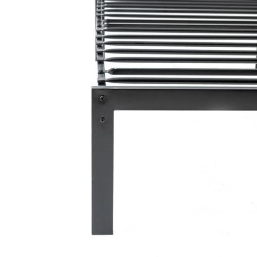 Queen Size Frame Button Upholstered Platform Furniture