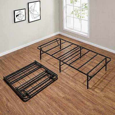 Metal Platform Bed Box Spring Foundation 5 Size