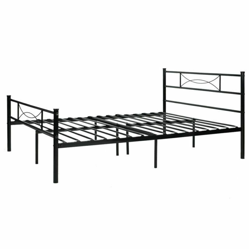 Platform Bed Foundation Twin Full