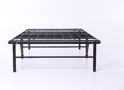 Platform Twin XL Bed Frame Inch Mattress Foldable Heavy Duty