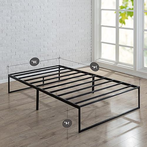 Zinus 14 Inch Platforma Bed / Foundation / Spring / Slat