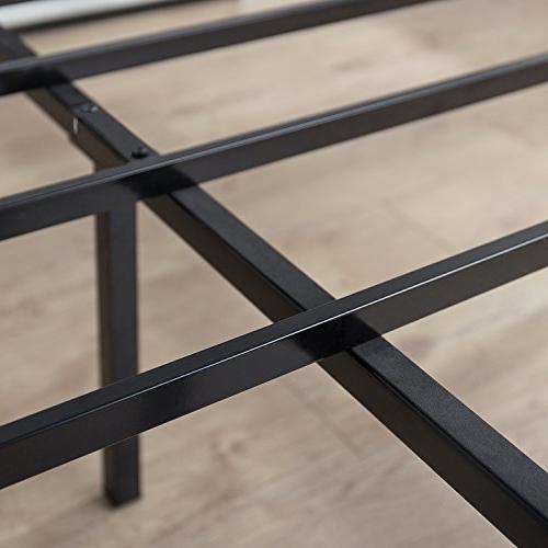 Zinus 14 Bed Frame / Spring