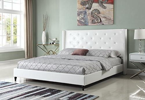 LIFE Home White 0007 Leather