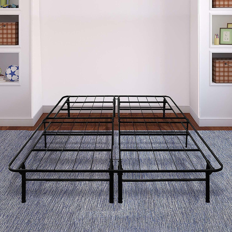 EASYSETUP BiFold Sturdy Steel Metal Twin Dorm