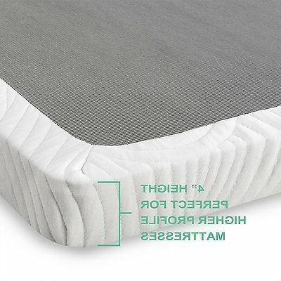Zinus Inch Profile Folding Mattress Foundation,