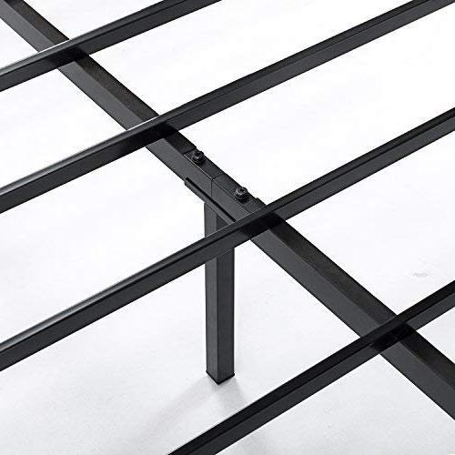 Best Price Mattress Bed Frame - Inch Metal w/Heavy Mattress Foundation