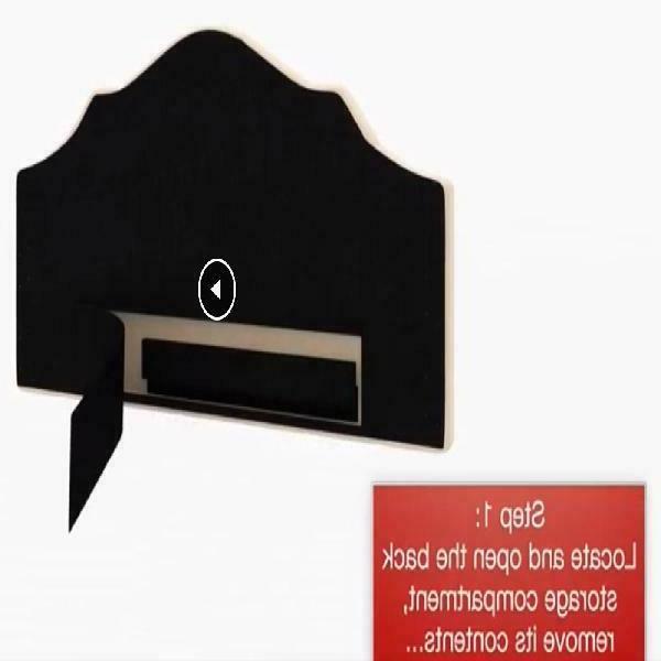 Queen Frame Set Rails Upholstered Bedroom Furniture