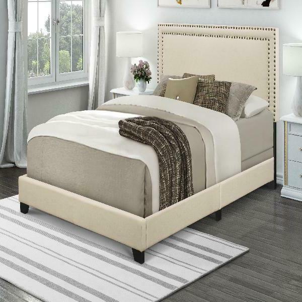 Queen Bed Frame Complete Set Rails Bedroom