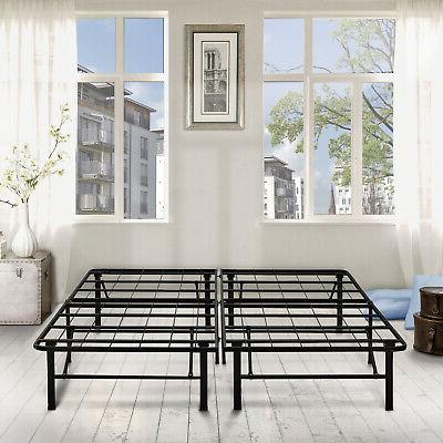 Queen Box Spring Metal Frame Size