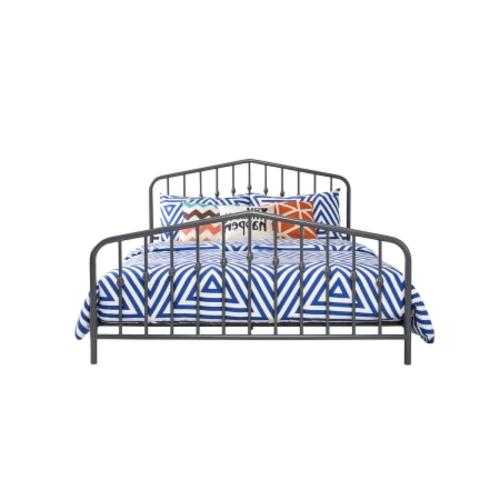 Queen Bed Frame w/ & New