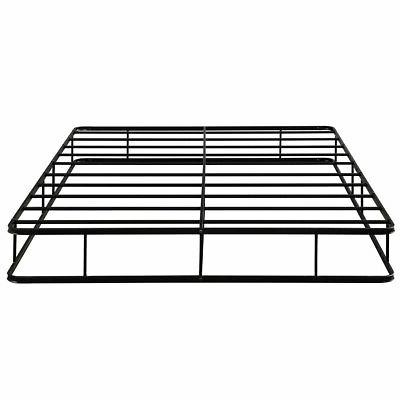 Queen Size 9 Inch Low Profile Bed Frame Premium Steel Slat M