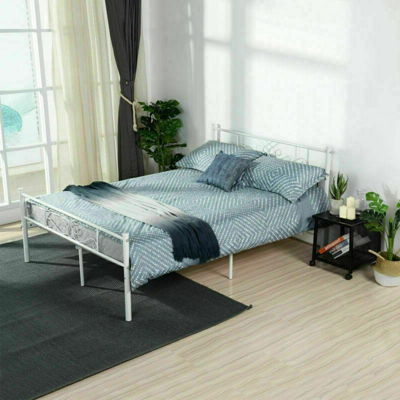 Queen Size Frame Foundation with