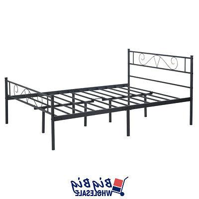 Frame Black Mattress with