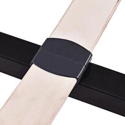 Queen Frame Wood Platform Headboard Footboard