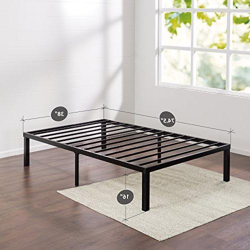 Zinus 16 Bed Frame / Mattress Foundation Spring / Twin