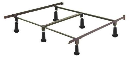 rise metal bed frame