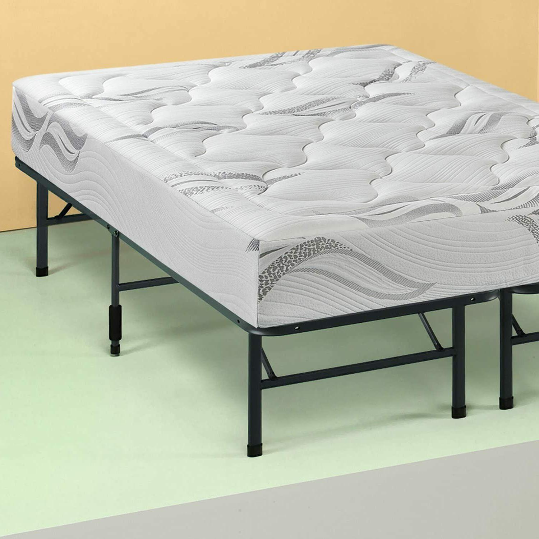 METAL STEEL BED - BOX NEEDED