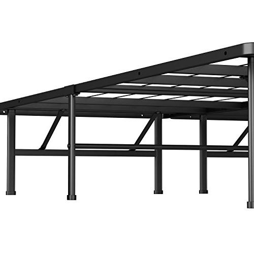 Simple 14-Inch Size Mattress Bed