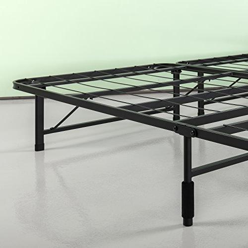 Zinus 12 Mattress Foundation, Platform Bed Frame, Box Quiet